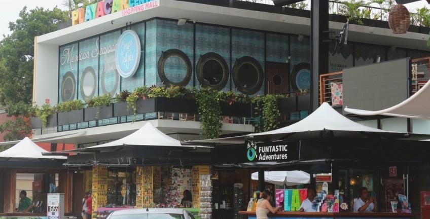 Renta de espacios comerciales en Playa del Carmen